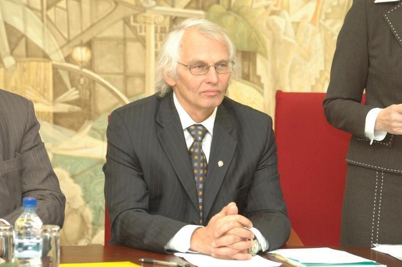 Klaipėdos universitetas ieško naujo rektoriaus
