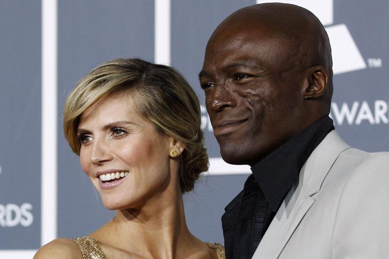 Sealas ir Heidi Klum paskelbė apie išsiskyrimą (papildyta)