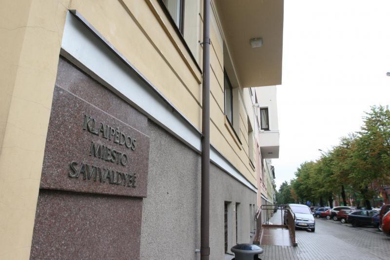 Lietuvos mokslų akademijoje - Klaipėdos savivaldybės diena