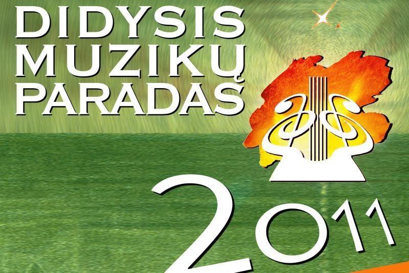 """Išrinkite """"Auksinio disko 2011"""" nugalėtoją"""