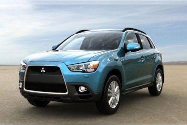 """Mitsubishi ASX"" – pirmieji įspūdžiai"