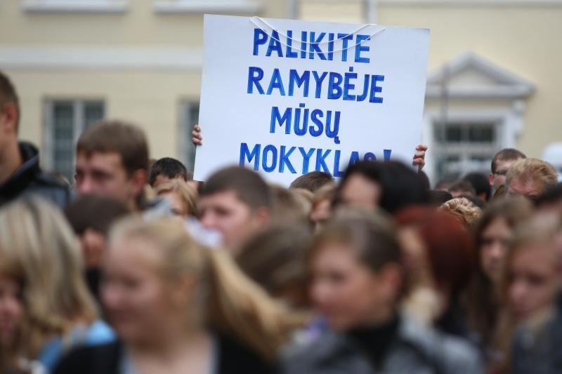 Lenkai Vilniuje protestuos už visą Lietuvą