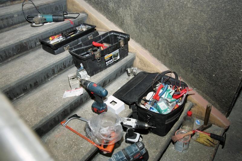 Gaisro nusiaubtame daugiabutyje verda remonto darbai