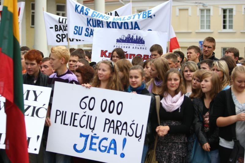 """""""The Economist"""": santykiai su Lenkija - lenkų nuoskaudų įkaitai"""