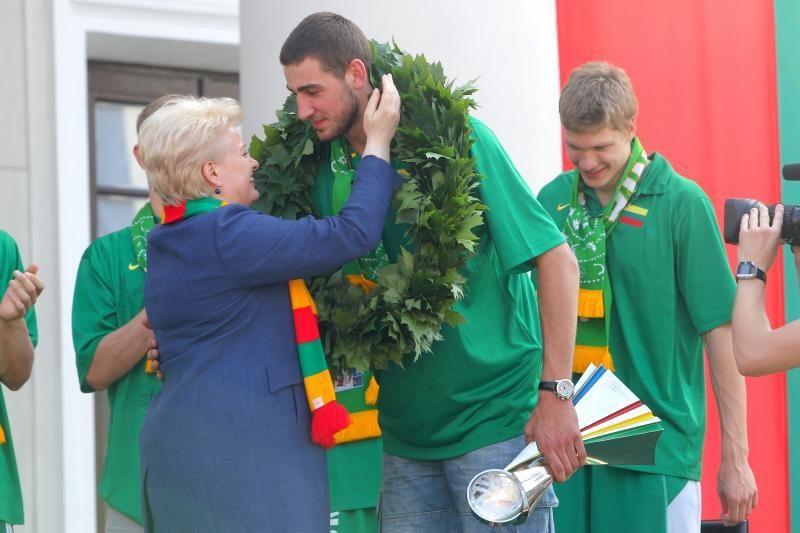 Vilniuje sutikti jaunieji čempionai (atnaujinta)