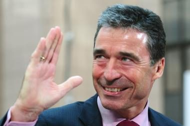 NATO vadovas nekomentuoja Baltijos šalių gynybos planų kūrimo