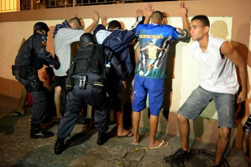 Brazilijoje per protestus nukentėjo daugiau kaip 50 žurnalistų
