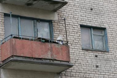 Apskrityje daugėja norinčiųjų apsigyventi socialiniame būste
