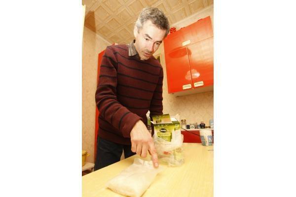Inspektoriai Klaipėdos prekybos centruose tikrino ryžius