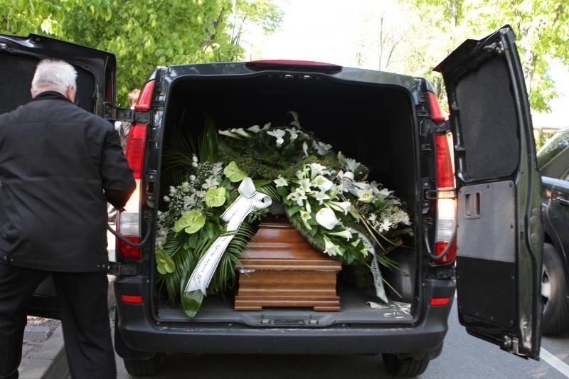 Palangiškiai atsisveikino su K.Čilinsku