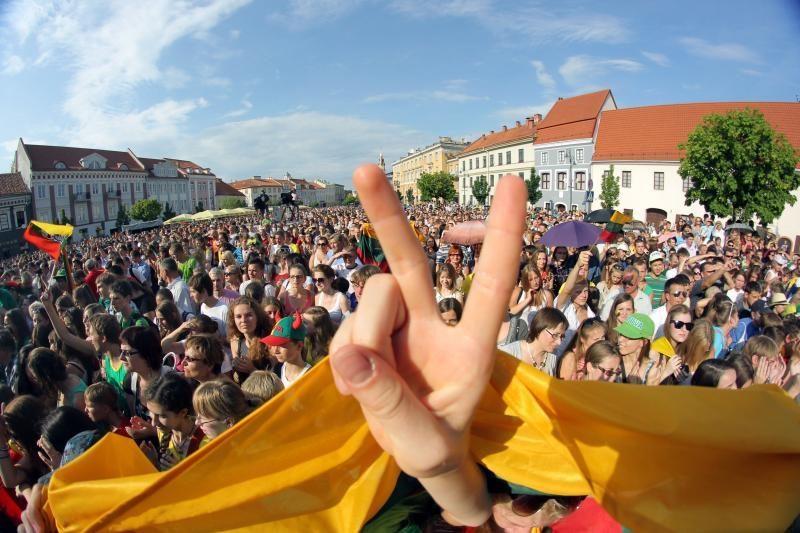 Tautos tribūna: ko iš rinktinės tikisi lietuviai?