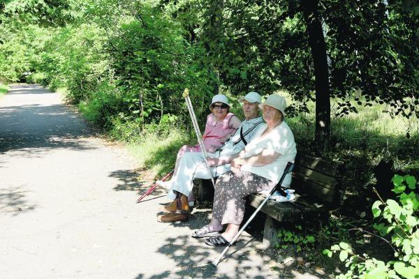Klaipėdos poilsio parkui – naujas apdaras