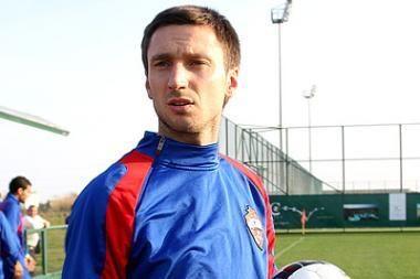 Maskvos CSKA pralaimėjo, o D.Šemberas išvarytas iš aikštės