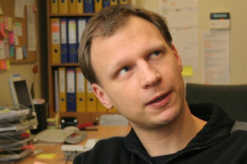 Rytis Juozapavičius: dirbdamas VTEK įsigyji priešų
