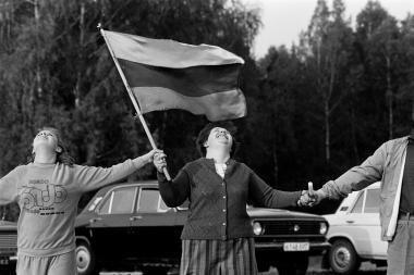 Pajūrio savivaldybės kviečia paminėti Baltijos kelio 20-metį