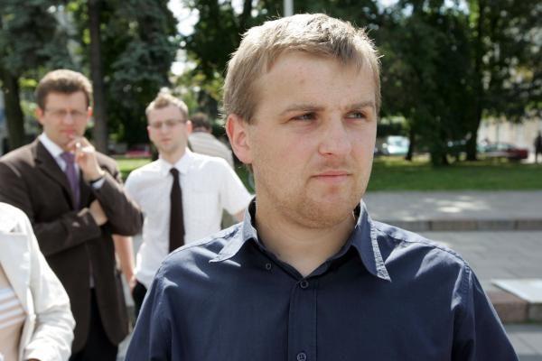 Vilniaus centre - šeimų protestas prieš homoseksualus