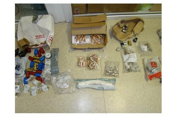 Policija kviečia atpažinti daiktų
