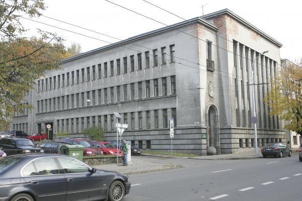 V.Landsbergio-Žemkalnio sukurti pastatai - Kauno išskirtinumo dalis