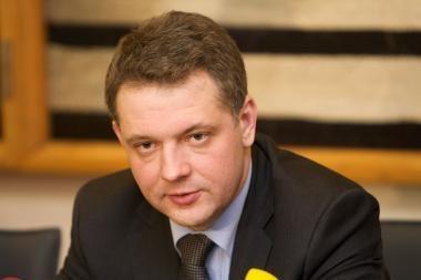 Liberalų sąjūdžio parama - eurokomisarei