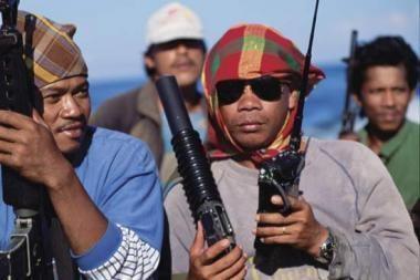 Jūrininkų pagrobimas - protestas prieš Nigerijos banditų nuginklavimą?