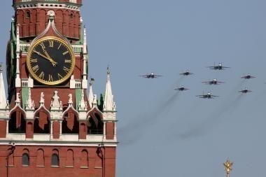 Kremlius grįžta prie rašomųjų mašinėlių, taip siekdamas išvengti informacijos nutekinimo