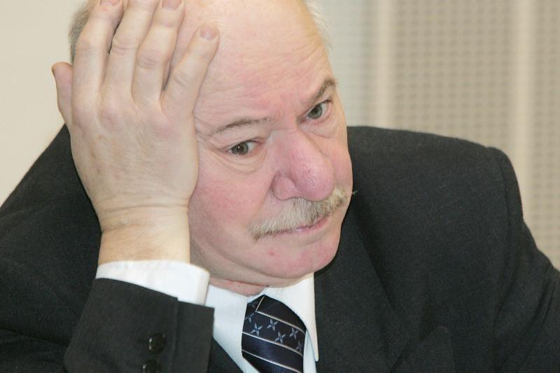 G.Raudonis lieka savivaldybės kontrolieriaus pareigose