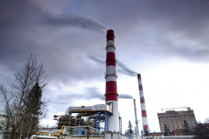 """Aiškinamasi, ar """"Vilniaus energija"""" dirbtinai didino šilumos kainas"""