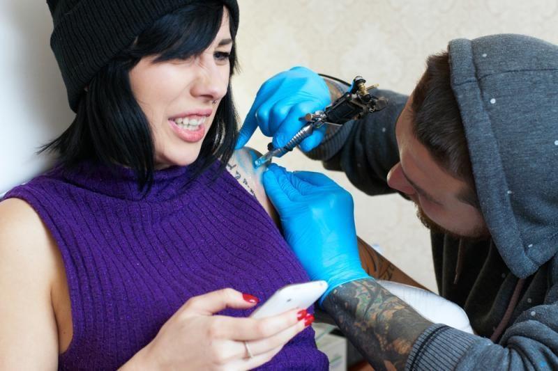 Tatuiruotės: svarbu ne tik grožis, bet ir saugumas