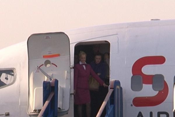 """Parskraidino dalį užsidegusio kelto """"Lisco Gloria"""" keleivių (papildyta)"""