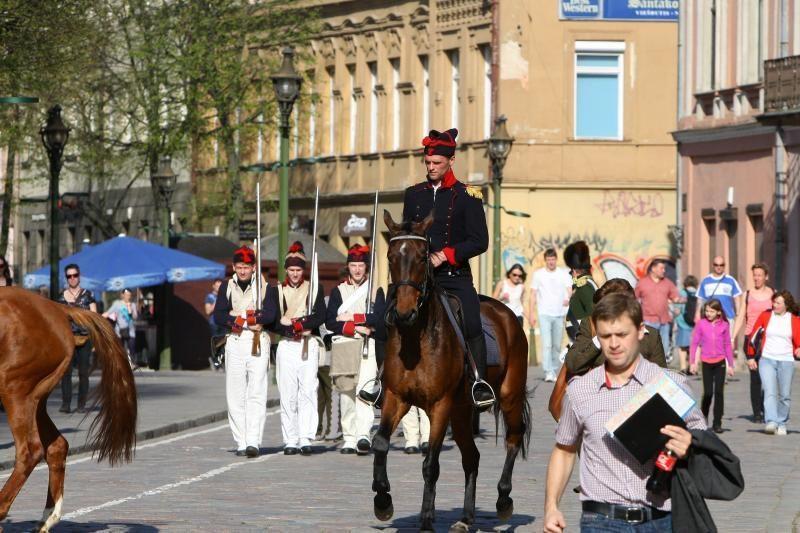 Napoleono  olandai   pasiklydo   Kaune