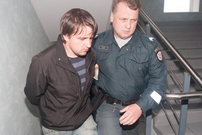 Teismui nepavyko atversti nužudymo Vilniaus Vingio parke bylos