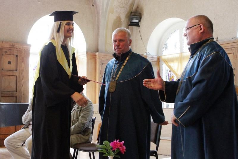 Klaipėdos universitete bus įteiktas trisdešimt tūkstantasis diplomas