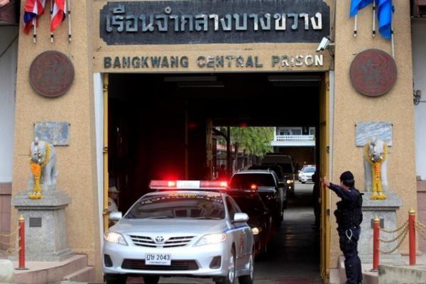 Ginklų kontrabandininkas V.Butas iš Tailando išskraidintas į JAV (papildyta)