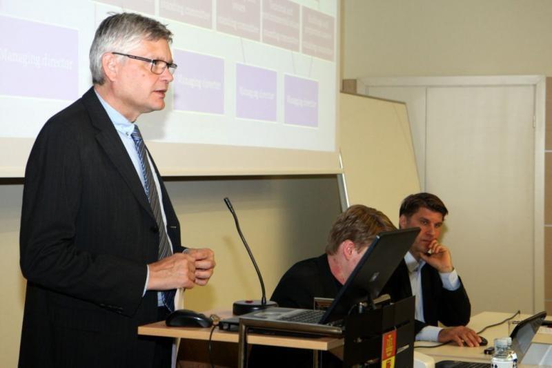 Ar Klaipėdos savivaldybė keis savo įmonių valdymą?