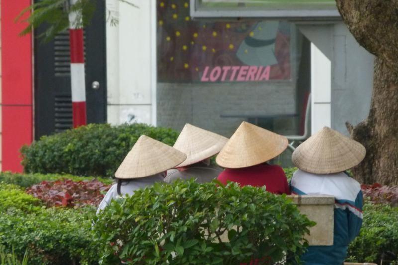 Lietuviams Vietname sunkiausia buvo pereiti gatvę