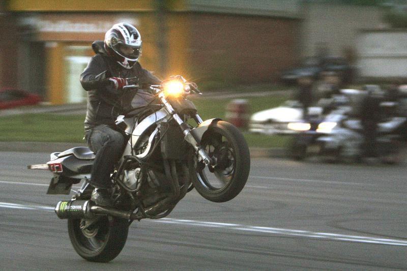 Kaune atidarytas motociklininkų sezonas