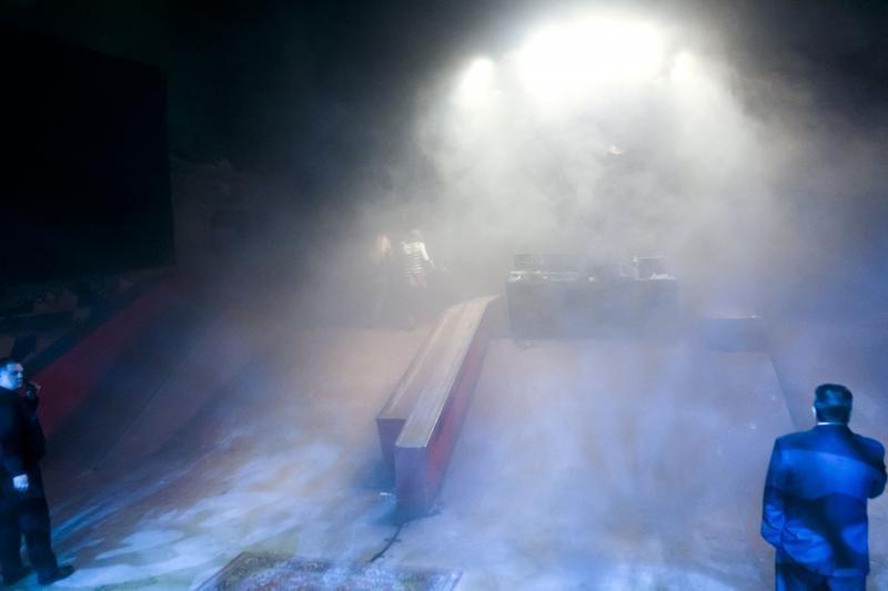 """Koncerte """"prieš rasizmą"""" - provokacija: įsikriejo dūminis užtaisas"""