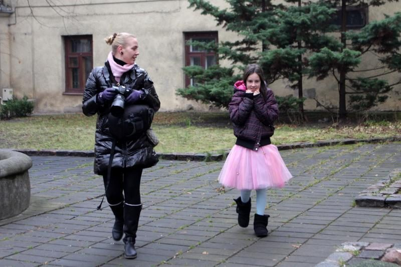 Kauno senamiesčio gatves papuoš žaismingos nuotraukos