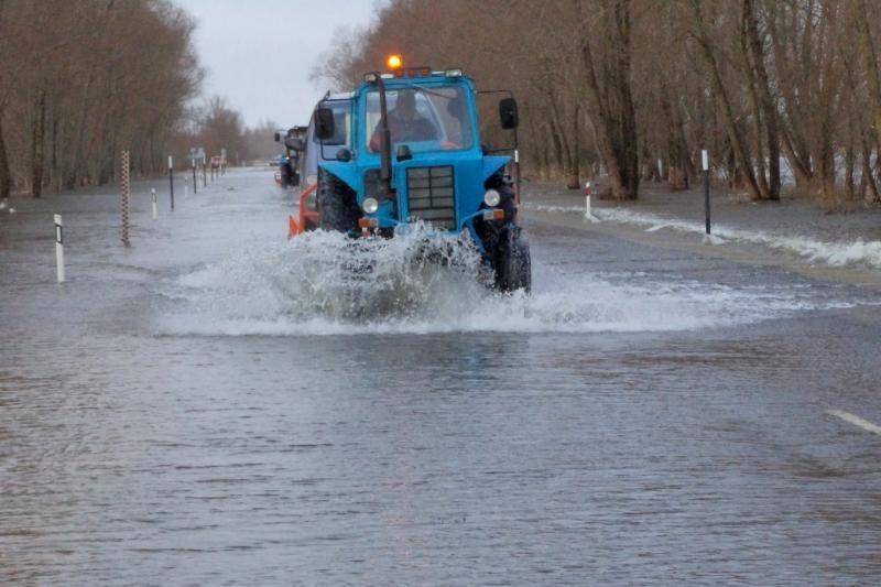 Rusnės salą užliejo netikėta potvynio banga (papildyta 14:37 val.)