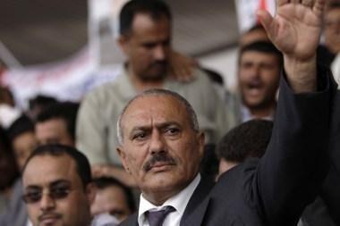 Jemeno prezidentas pasirengęs pasiaukoti dėl savo tautos