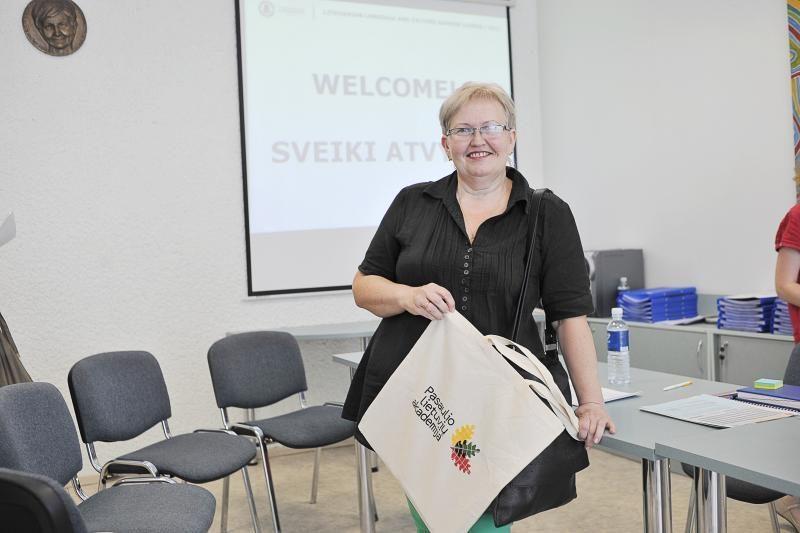 Mokytis lietuvių kalbos – net iš Australijos
