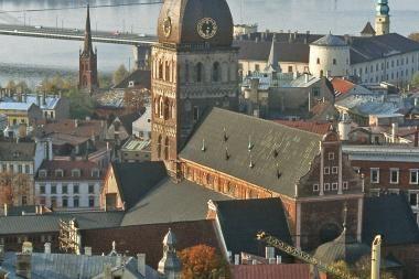Latvijos dailės muziejus bus rekonstruojamas pagal Lietuvos architektų projektą