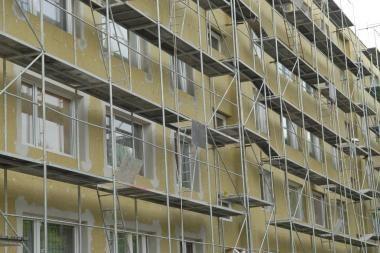 Uostamiesčio gyventojai permoka už renovaciją?