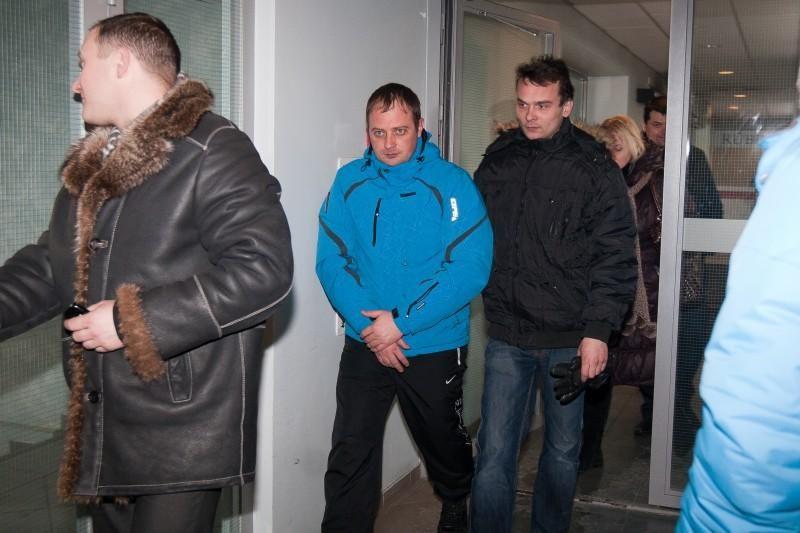 "Po VMI reido suimtas ""Martono taksi"" savininkas (papildyta)"