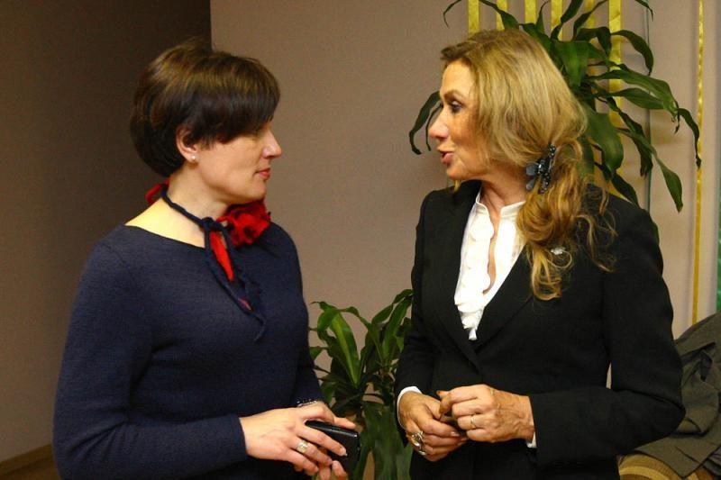 Su konservatoriais rinkimų naktį nemiegojo ir aktorė R. Varnaitė