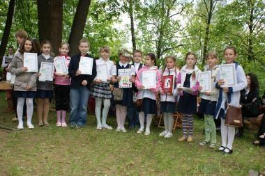 Pajiesyje skambėjo jauniausių poetų eilės