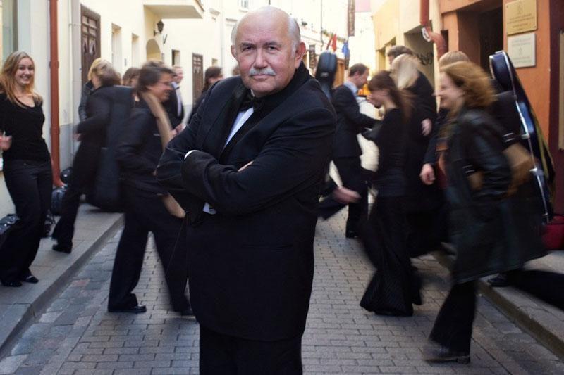 Šv. Kristoforo kamerinis orkestras pilnametystę atšvęs koncertu