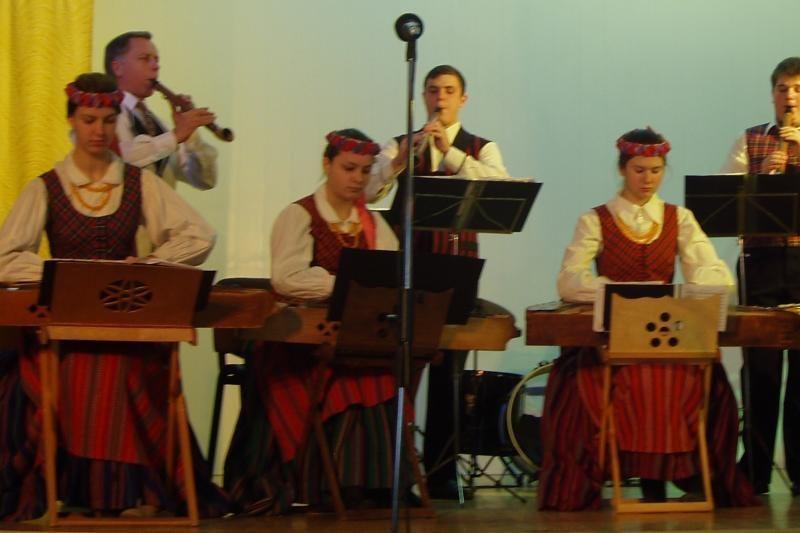 Kovo 11-ąją Stasio Šimkaus konservatorija Klaipėdai padovanos koncertą