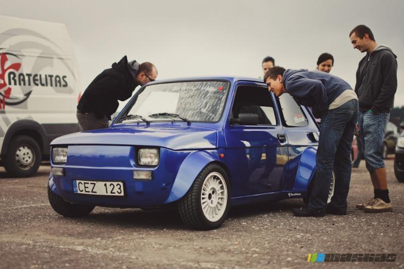 """Automobilių varžybos """"Fast Lap 2012"""": nuo Lietuvos iki Suomijos"""