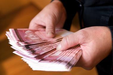 Klaipėdietis sukčiams atidavė 10 tūkst. litų